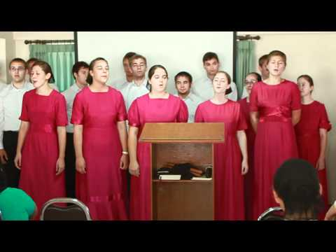 The Joy of the Lord - IGo Student Choir 2010