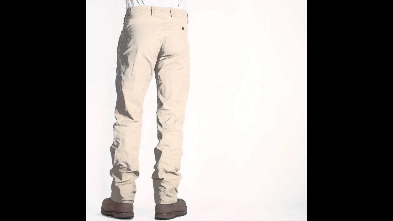 Fj/ällr/även Mens Trousers Nils Trousers