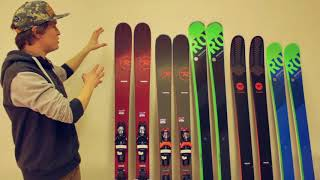 2019 Rossignol Experience 94 Ti Ski Review