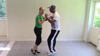 Salsa Cubana with Stine Ortvad and Felix - 2 part without music