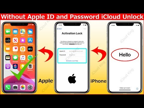 April, 2020 New Method With Success Proof Free Unlock ICloud Activation Lock IPhone Or IPad