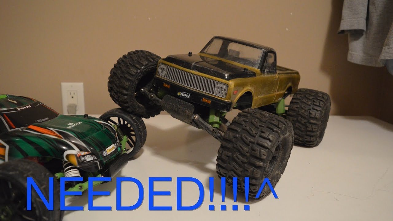 Traxxas Stampede 2wd Upgrade Needed!!!!