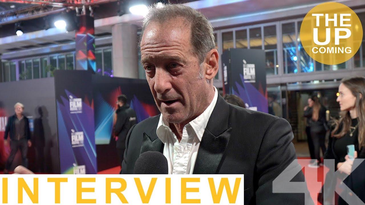 Vincent Lindon on Titane, Julia Ducournau, Agathe Rousselle at London Film Festival - interview
