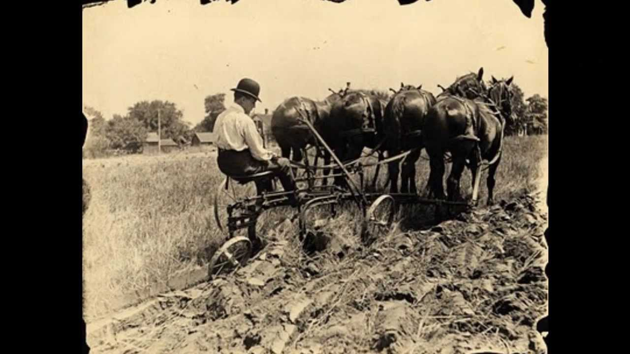 an agricultural revolution in america