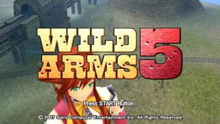 Wild ARMs 5 Opening - PCSX2 DX11 High Settings