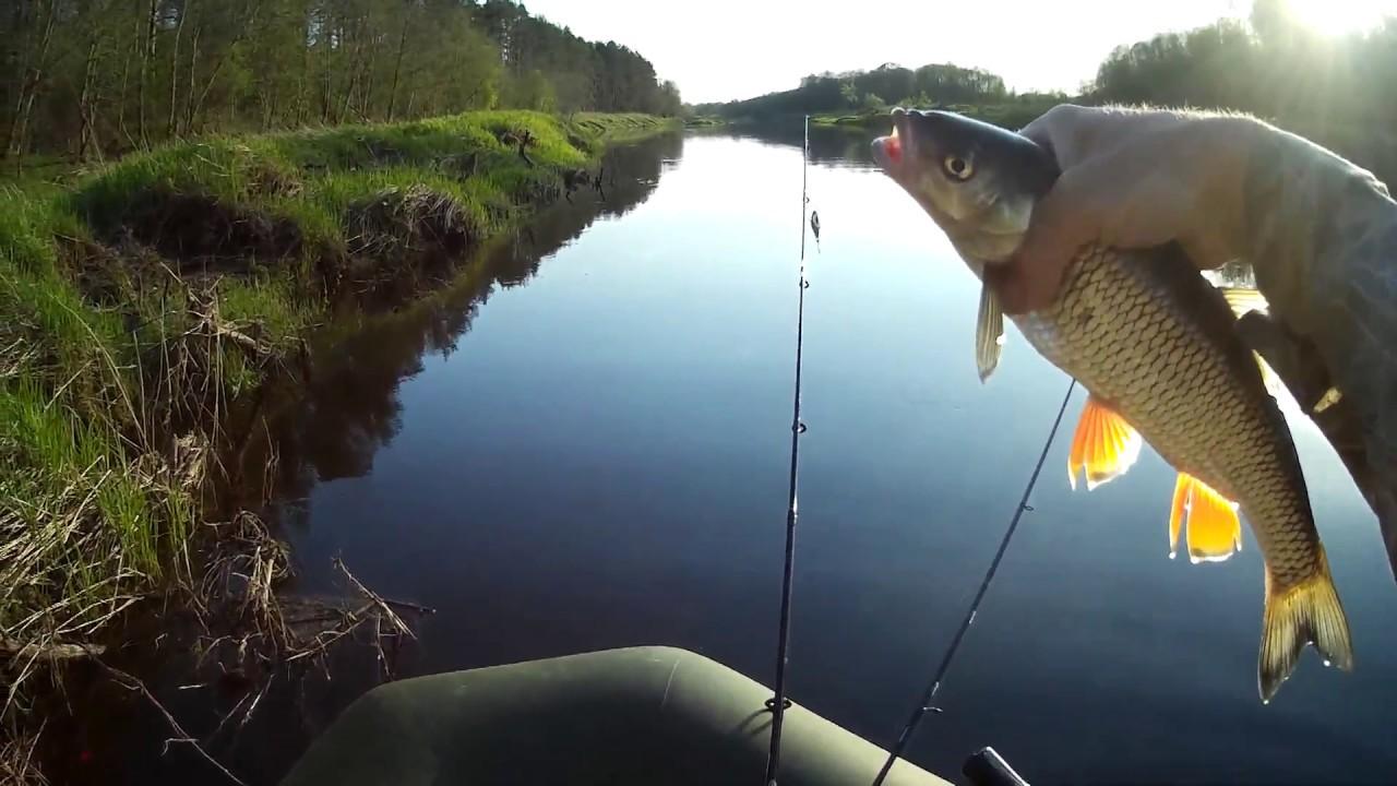 Рыбалка на Угре – особенности ловли