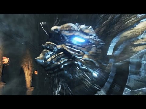 HOW THE F*CK DO I BEAT THIS?! Vordt of the Boreal Valley BOSS Fight! Dark Souls 3 GAMEPLAY