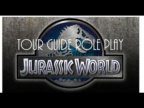 Jurassic World Tour Guide ~ASMR~