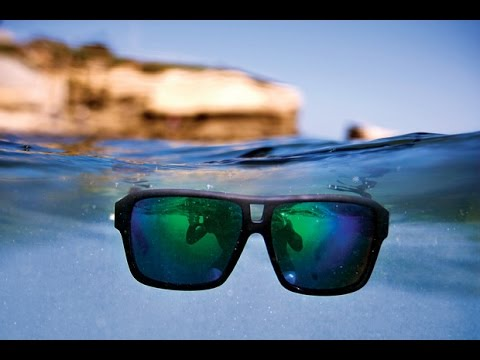 The world's first prescription floatable sunglasses??