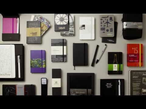 Moleskine for Business: tell your story