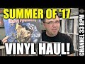 The 'Summer of 17' record haul! Metal, jazz, hip hop & more | VINYL COMMUNITY