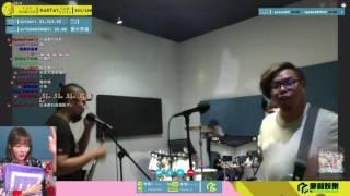 ♥妮妮Niniko♥【短精華】兩棲人.Amphibious,魯蛇情歌 Live 演出 - 2017/02/14