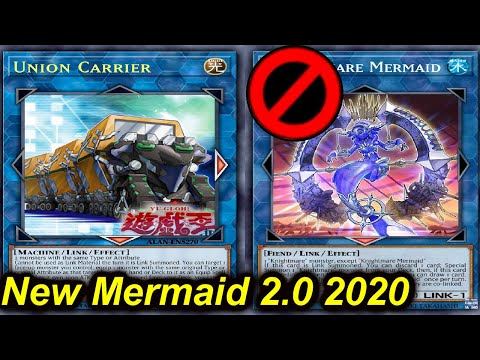 MERMAID 2.0!! ORCUST UNION CARRIER NEXT TIER 0?!?