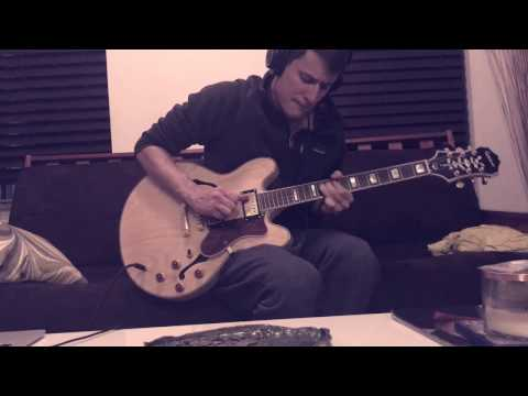 Ed Sheeran   How Would You Feel (Paean)   Guitar Solo Cover