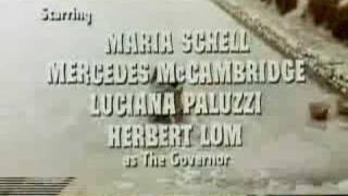 Trailer de 99 Mujeres de Jesus Franco (Der Hei�e Tod)