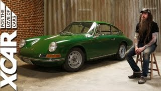 Magnus Walker's '66 Irish green Porsche 911 - XCAR