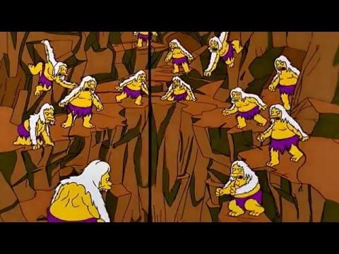 Simpsons Earthquake Machine Youtube