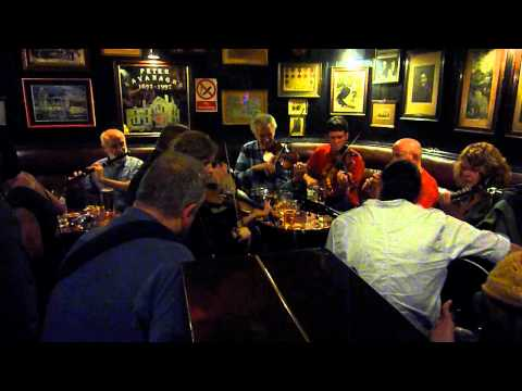 Traditional Irish Session at Peter Kavanagh's