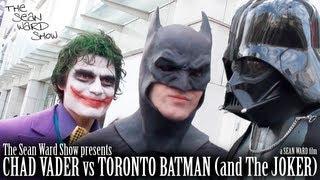 CHAD VADER vs BATMAN (and The JOKER)