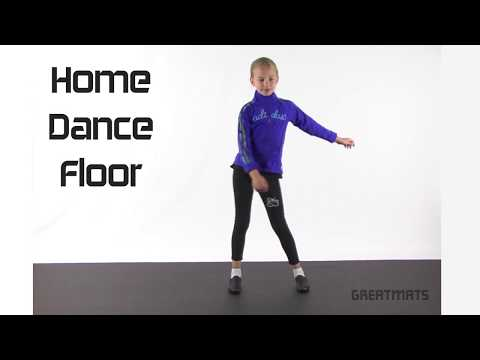 Home Dance Floor - Touring Marley - Portable Dance Floor
