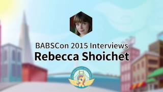 Rebecca Shoichet Interview