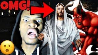Video HUNTING FOR JESUS AND THE DEVIL *WE FOUND THEM* OMG!!!!! download MP3, 3GP, MP4, WEBM, AVI, FLV November 2017