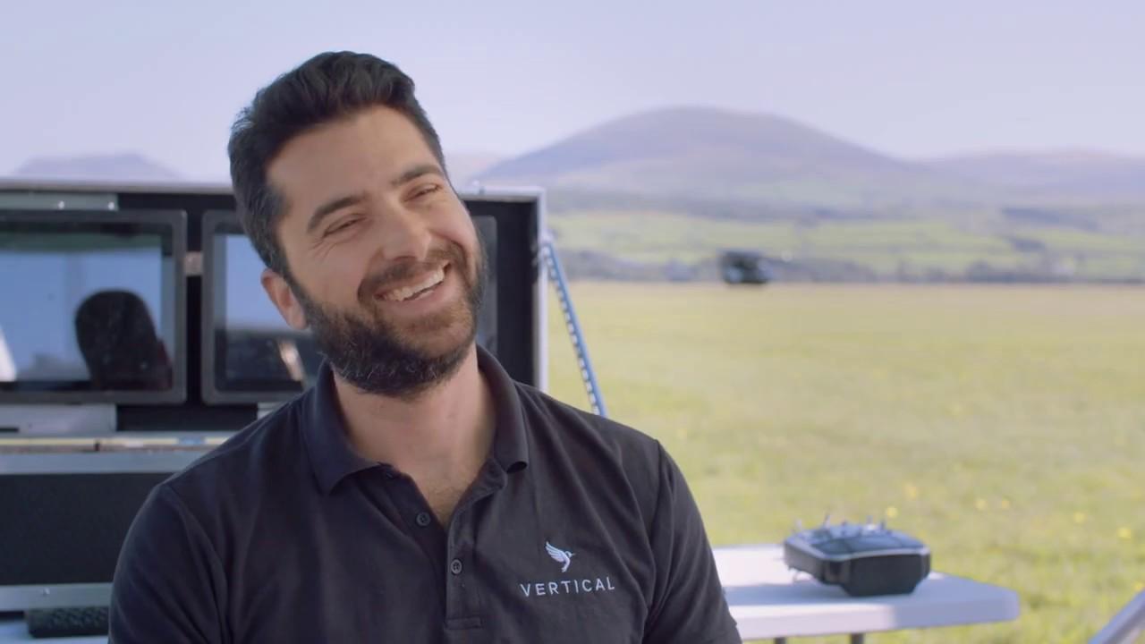 Vertical Aerospace Seraph Documentary