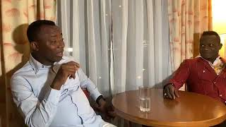 sowore meets Duncan mighty