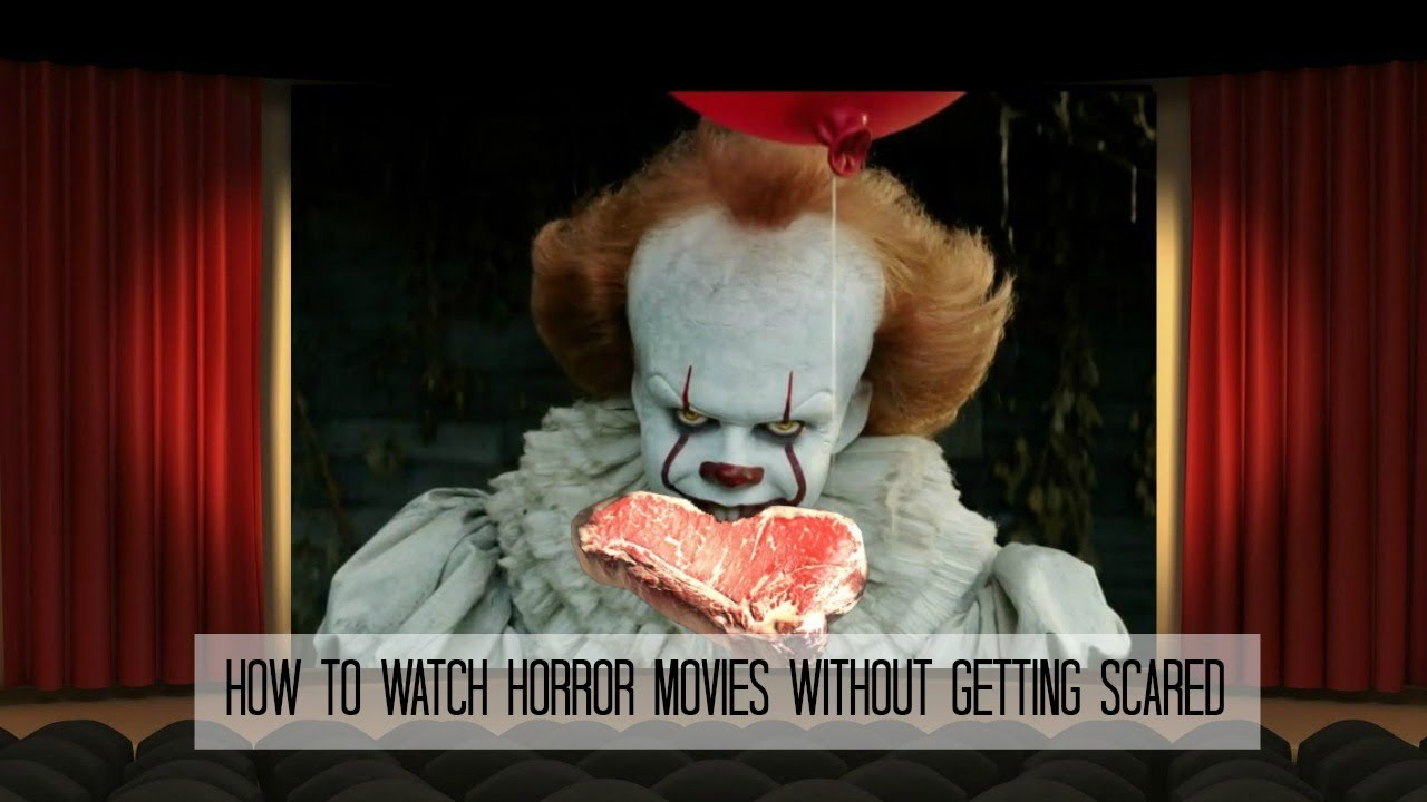How to Watch a Horror Movie Without Getting Scared images