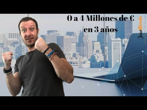 CASO DE ÉXITO Empresa INMOBILIARIA: de 0 a 4 millones de €uros en 36 meses