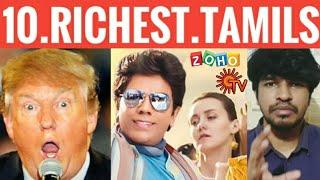 Top 10 Richest Tamilans | Tamil | Madan Gowri
