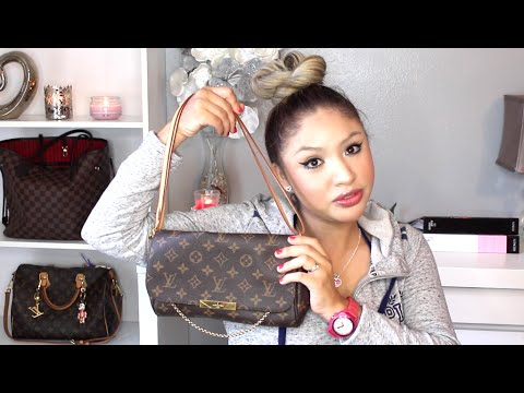 67b89d1e5943 HOW TO DOUBLE STRAP LOUIS VUITTON FAVORITE MM - YouTube