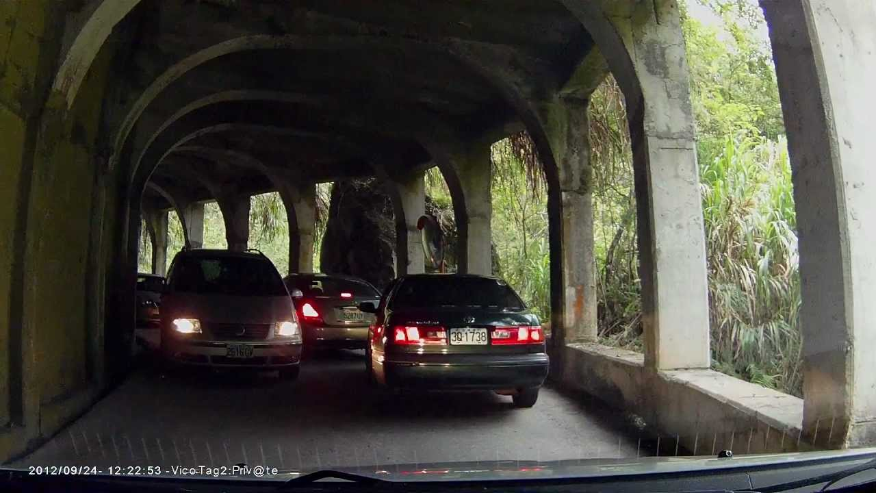 隧道,明隧道,會車,隧道,明隧道,會車...... - YouTube