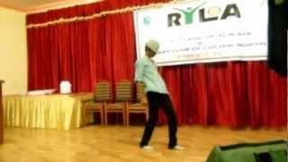 Pardesi - Dev d dance.