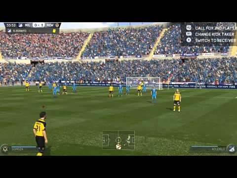 FIFA 15 Career - Day 59 - Travelling Afar