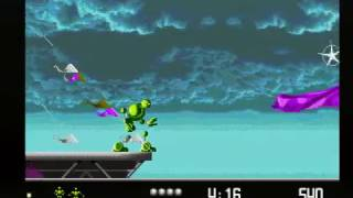 Sega Smash Pack Volume 1: Vectorman (gameplay) - Sega Dreamcast - VGDB
