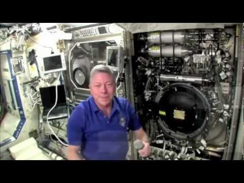 YouTube, Lenovo & NASA ESA JAXA - YouTube Space Lab