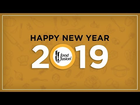 Happy New Year 2019 from Food Recipes