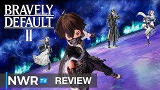 Is Bravely Default 2 Just Classic Final Fantasy? - Switch Review (Video Game Video Review)