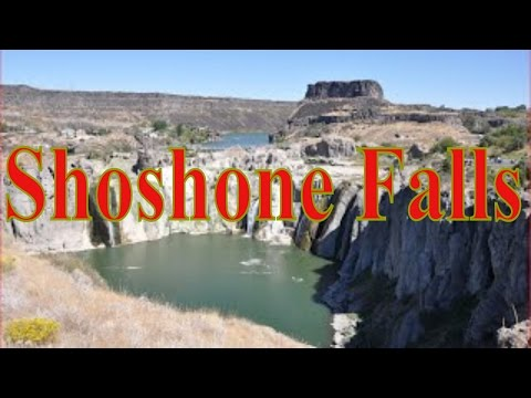 Visit Shoshone Falls, Waterfall in Idaho, United States - best waterfall