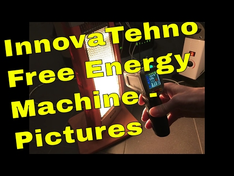 InnovaTehno.eu Free Energy Machine - Pictures taken by 3rd Party Visitor