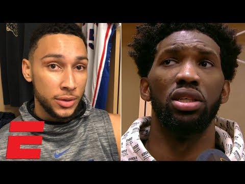 Jimmy Butler trade reactions from 76ers Ben Simmons, Joel Embiid & T.J. McConnell | NBA Sound