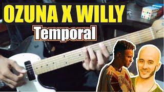 Ozuna x Willy -Temporal | Acordes Para Guitarra | Elkin Orellano