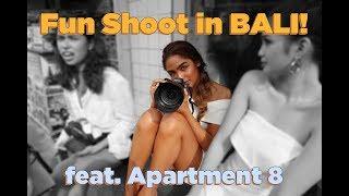 Fun Shoot In Bali! Feat. Apartment 8 Clothing