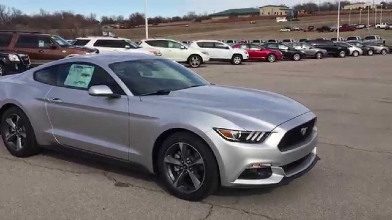 F5350211 2015 ford mustang v6 silver patriotford youtube