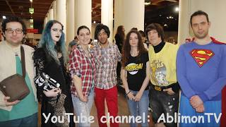 Video Vicomix Aprile 2018 コスプレ The Big Bang Theory Vicenza AblimonTV   anime cartoons, comic   video games download MP3, 3GP, MP4, WEBM, AVI, FLV Juni 2018