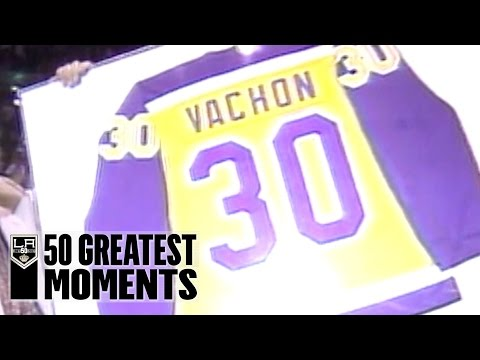 50 GREATEST MOMENTS  No. 30 to the Rafters