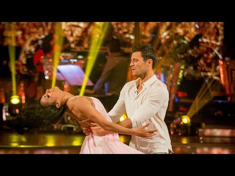 Mark Wright & Karen Hauer Rumba to 'Fields of Gold' - Strictly Come Dancing: 2014 - BBC One