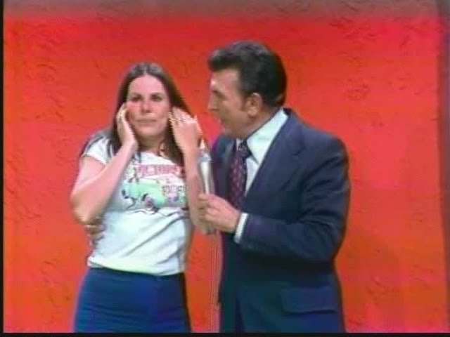 The Nighttime Price is Right episode hosted by Dennis James from October, 1975!!!