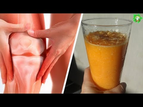Regenerate Cartilage And Reduce Joint Pain With This Natural Drink